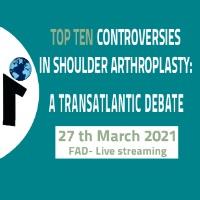 Course Image TOP TEN CONTROVERSIES IN SHOULDER ARTHROPLASTY: A TRANSATLANTIC DEBATE