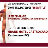 Course Image VIII International Congress Sport Traumatology The Battle 2021